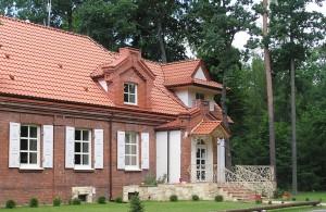 Materialy na stavbu domu