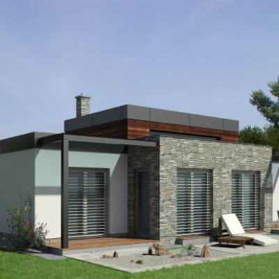 Projekty malých rodinných domov
