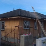 Montaž domu nové zámky eko dom