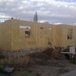 Nové zámky montaž domu